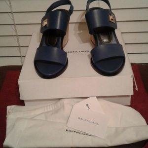 Gorgeous Authentic brand new balenciaga sandals